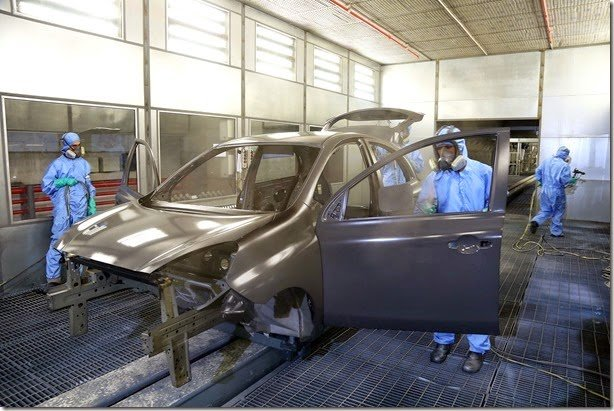 Nissan poderá produzir modelos Renault em Resende