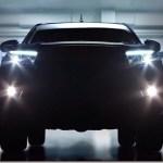 Toyota divulga teaser da nova Hilux Revo