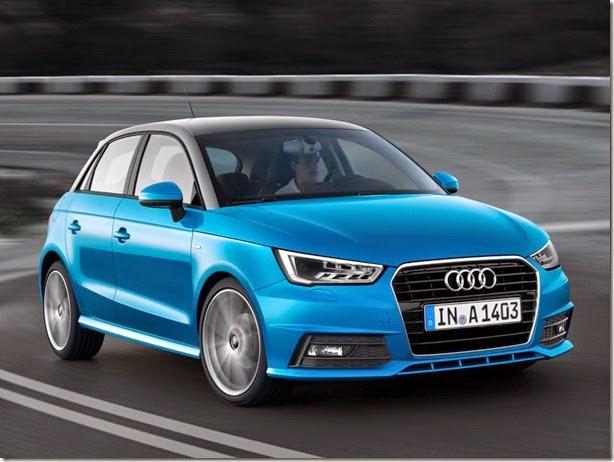 Para cortar custos, futuro Audi A1 deverá ser produzido na Espanha