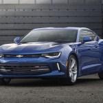 GM anuncia investimento de US$ 175 milhões na produção do novo Camaro
