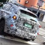 Leitor flagra novo BMW X1 rodando em testes em São Paulo