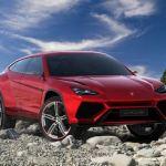Lamborghini oficializa produção de novo SUV para 2018