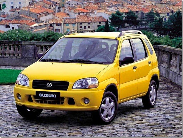 Suzuki convoca recall do Ignis no Brasil por risco de incêndio