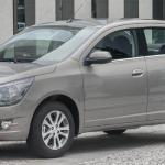 Chevrolet Cobalt ganha série limitada Graphite a partir de R$ 61.150