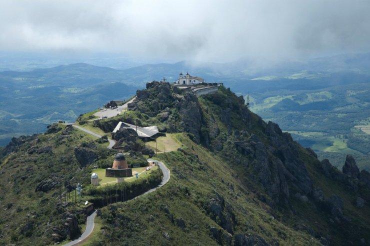 Serra da Piedade - MG