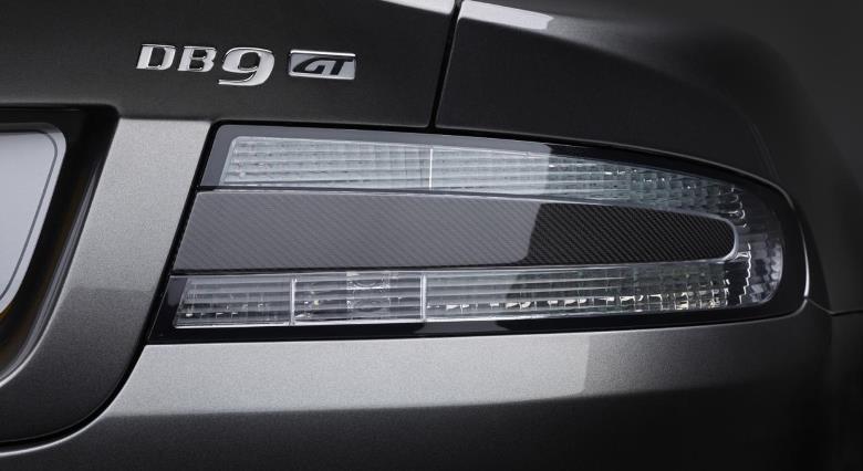 Aston Martin revela todos os detalhes do novo DB9 GT