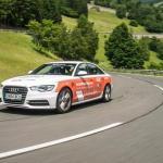 Audi A6 TDI ultra atravessa 14 países com um tanque de combustível na Europa