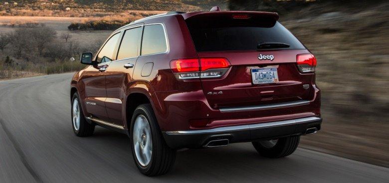 Jeep Grand Cherokee terá nova geração apenas em 2018