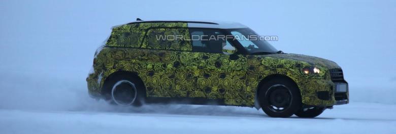 "Mini Countryman poderá se tornar um ""autêntico SUV"""