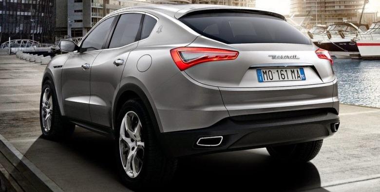 Maserati anuncia o início da pré-produção do SUV Levante