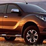 Mazda apresenta a reestilização da BT-50