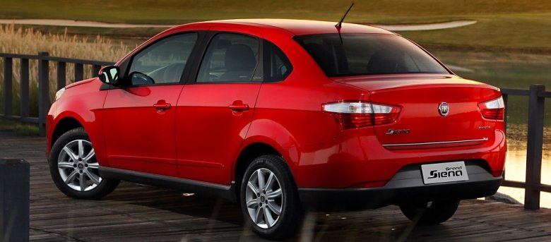 Fiat Grand Siena e Fiorino são chamados para recall por problemas na direção