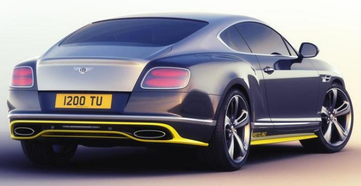 bentley continental gt bj 3