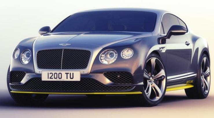 bentley continental gt bj