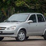 Chevrolet Classic deixará de ser vendido no Brasil