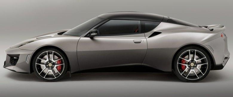 Lotus comemora a produção do primeiro Evora 400