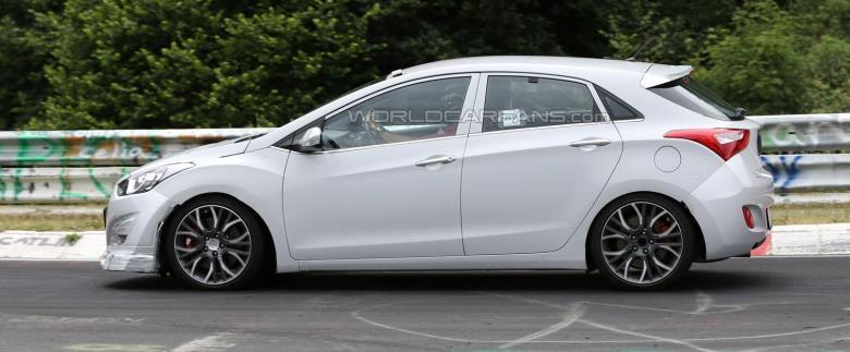 Hyundai i30 N deverá ser o próximo rival do Golf GTI