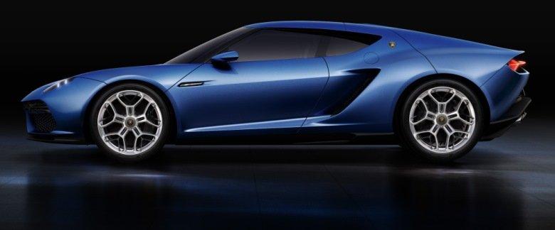 Lamborghini descarta a produção do híbrido Asterion