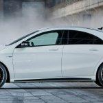 Mercedes GLA e CLA ganham atualizações do A 45 AMG