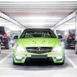 Mercedes C 63 AMG Coupé ganha edição de despedida na África do Sul