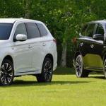 Mitsubishi Outlander PHEV chega ao Japão de cara nova