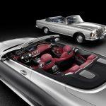 Mercedes mostra teaser do novo Classe S Cabrio