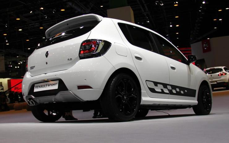 Renault Duster Oroch sandero rs (3)