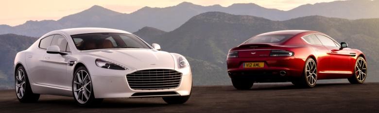 Efeito Tesla: Aston Martin terá Rapide elétrico de 800cv