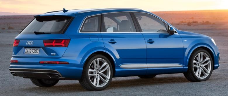Audi SQ7 será revelado em setembro com motor V8 4.0 TDI