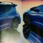 Honda CR-Z reestilizado tem imagens vazadas na web