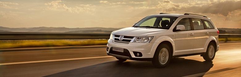 Fiat Freemont fica mais caro e agora parte de R$ 109.590