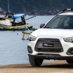 Mitsubishi ASX ganha edição limitada O'Neill por R$ 96.990