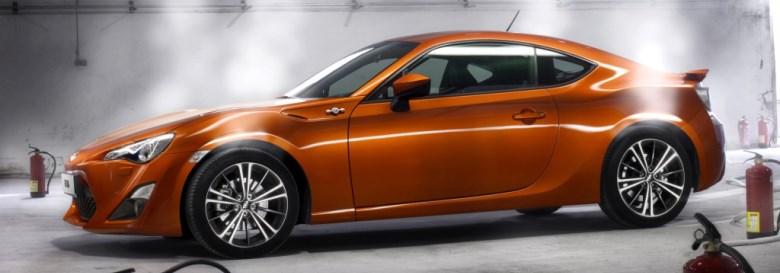 Toyota deverá ter novo esportivo compacto abaixo do GT 86