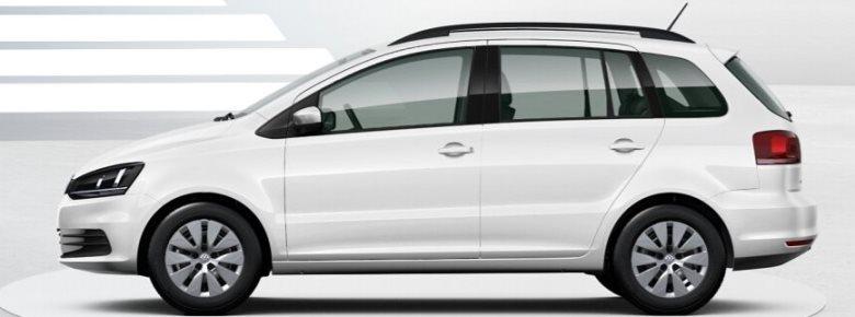 Volkswagen SpaceFox ganha versão Trendline por R$ 56.220