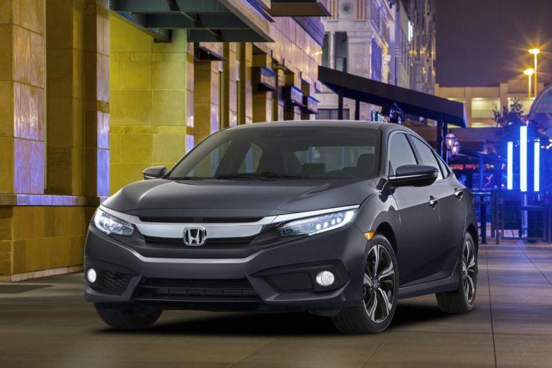 Este é o novo Honda Civic 2016