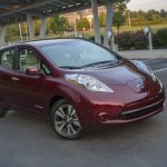 Elétrico, Nissan Leaf passa a ter autonomia de 250km