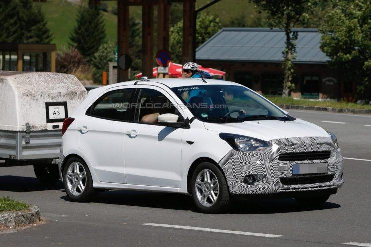 Ford Ka 2016 europa (3)