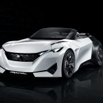 Cupê elétrico, Peugeot Fractal estará em Frankfurt