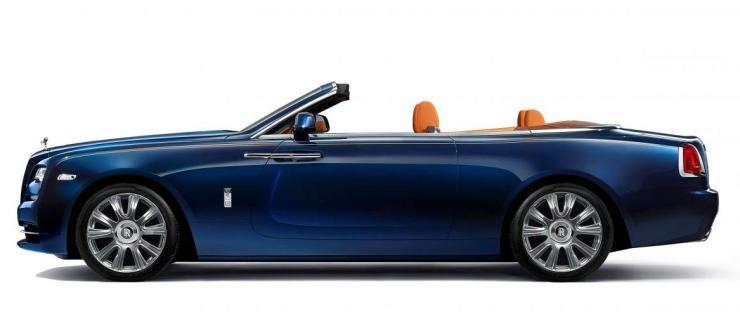 Rolls Royce Dawn  (6)