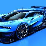 Bugatti mostra seu conceito para o game Gran Turismo