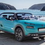 """Citroën levará Cactus """"praiano"""" ao Salão de Frankfurt"""