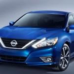 Nissan Altima 2016 é revelado com novidades