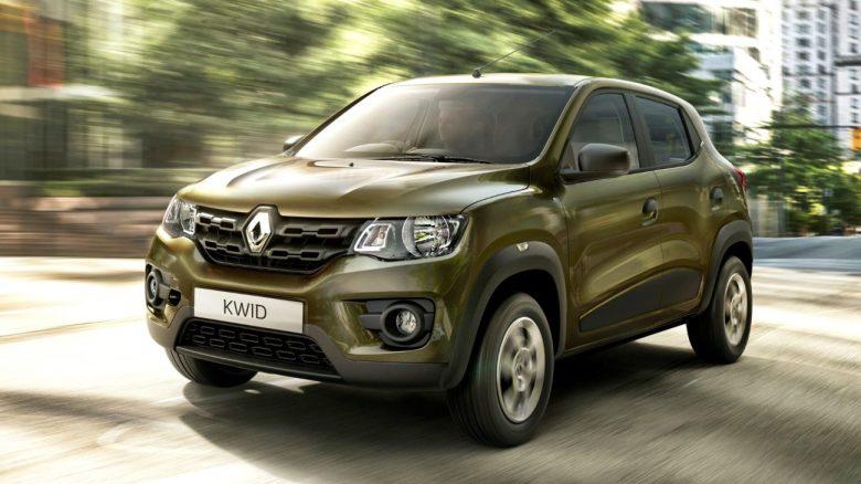 Substituto do Clio, Renault Kwid terá motor 0.8 no Brasil
