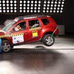Renault Duster recebe quatro estrelas no Latin NCAP