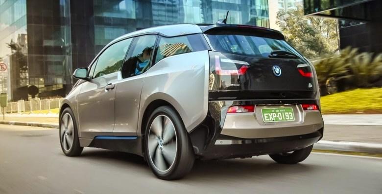 Carros elétricos estão isentos de imposto de importação