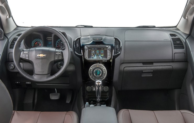 Chevrolet Trailblazer 2016 (2)