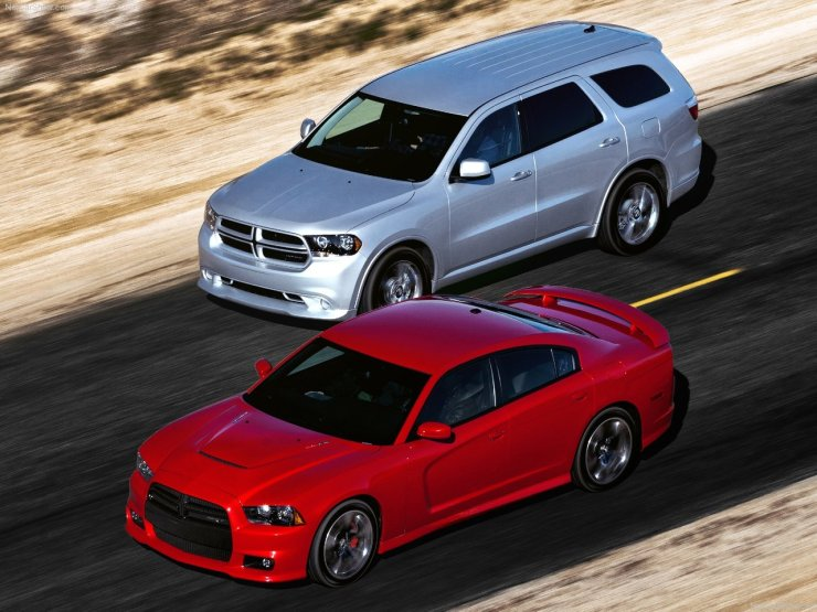 Dodge Durango e Charger