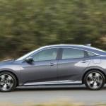 Novo Honda Civic chega em 2016 com motores turbo flex