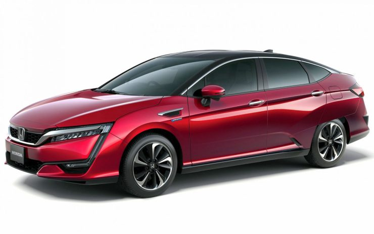 Honda-FCV-1