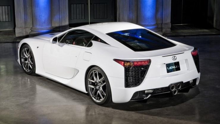 Lexus LFA 2012 (4)